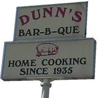 dunns drive in bbq